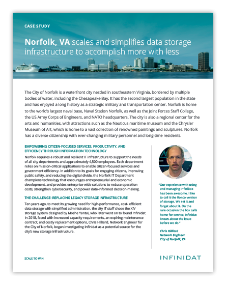 City of Norfolk Case Study