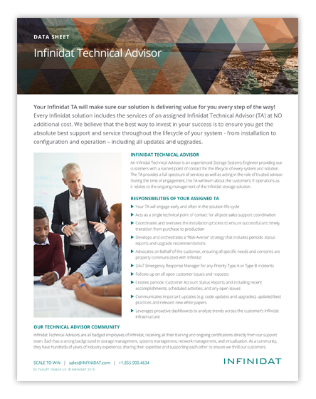 Technical Advisor